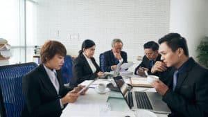 Working lawyers